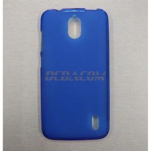 0ef19b29ddf Funda silicona TPU Huawei Y625 azul - Bedacom