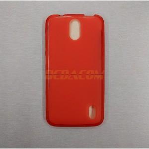 0ec249fcaff Funda silicona TPU Huawei Y625 roja - Bedacom